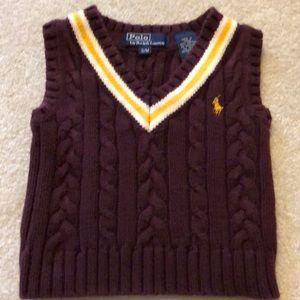Polo Ralph Lauren sweater vest s/m
